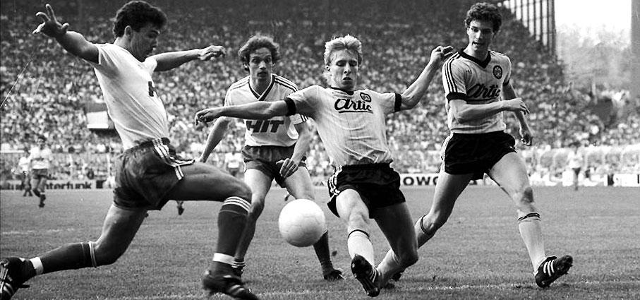 стыковые матчи бундеслиги 1985/86