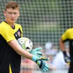 Маркус Шуберт – молодой немецкий вратарь.