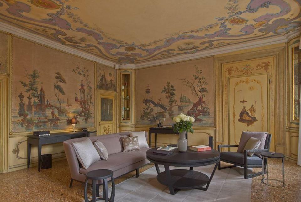 отель аман в венеции