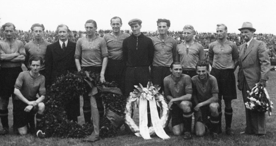 чемпион германии 1948 Нюрнберг