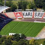 Вилдпаркштадион – домашняя арена Карлсруэ.