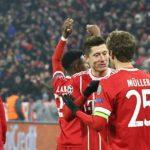 Лига Чемпионов: Бавария Мюнхен-Бешикташ