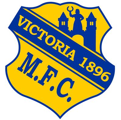 логотип футбольного клуба Виктория-1896 Магдебург