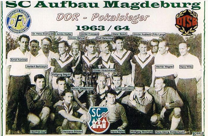 футбольный клуб ауфбау магдебург