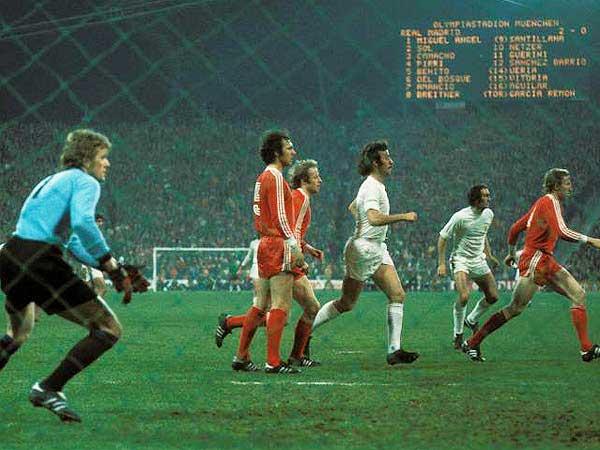 Бавария-Реал Мадрид 1976