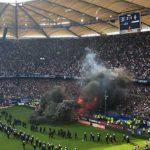 ФК Гамбург впервые в истории вылетел во вторую лигу